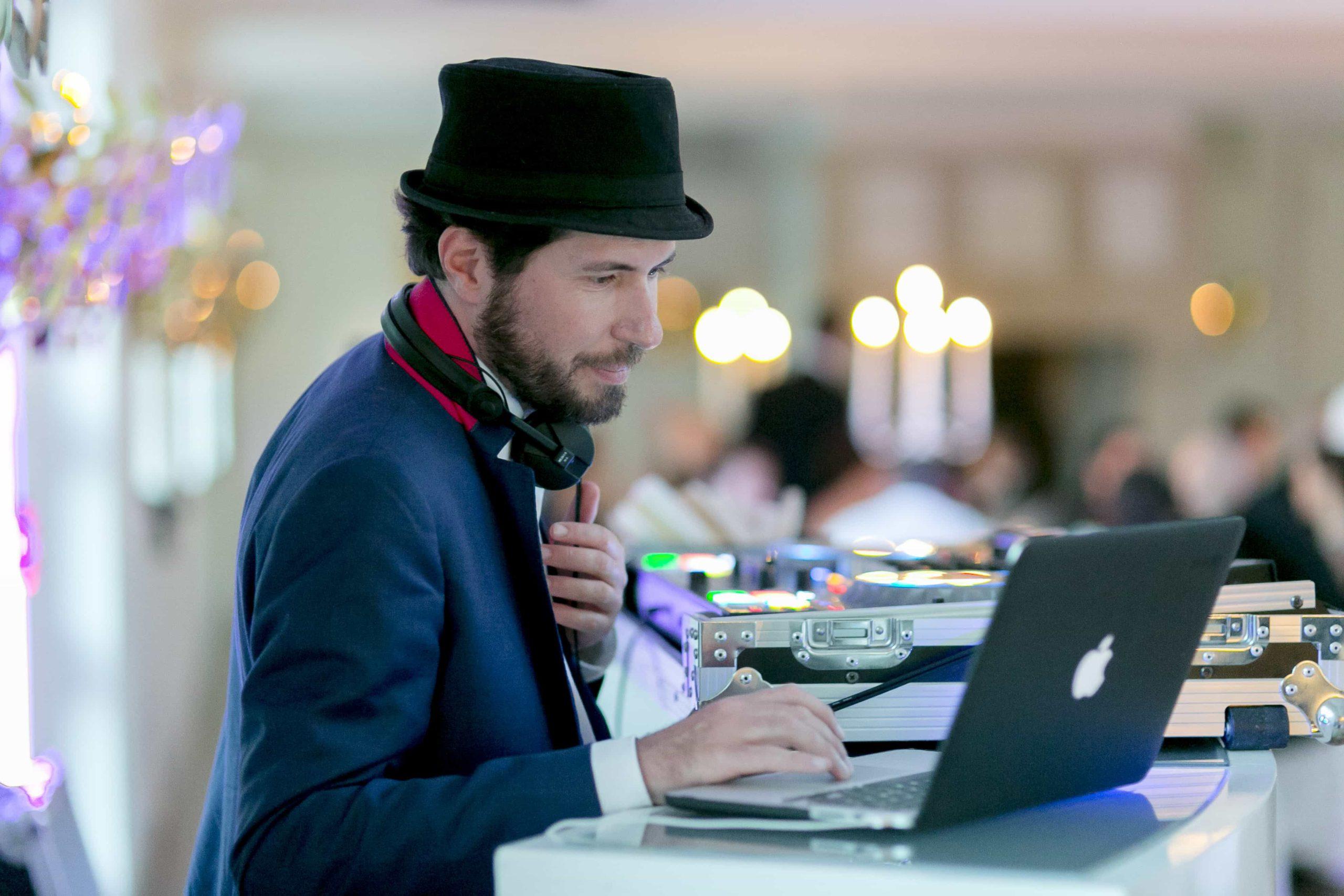 Event-DJ Markus Rosenbaum Lounge