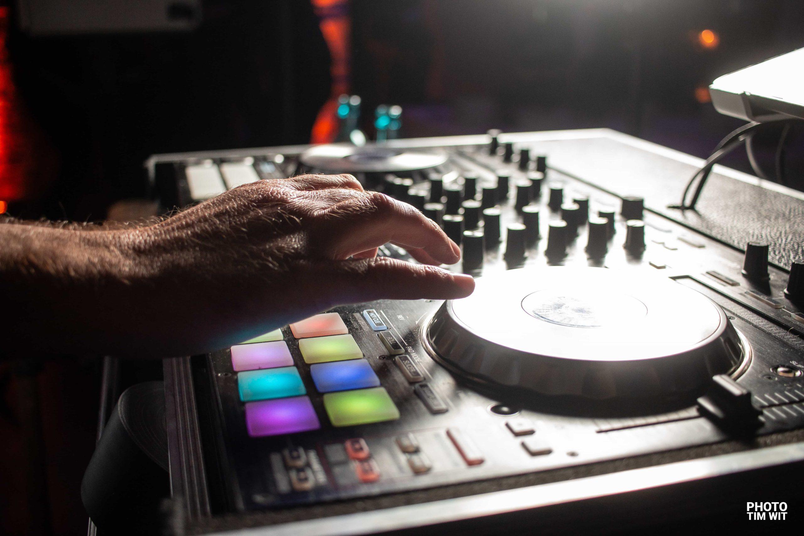 Event-DJ Markus ROsenbaum Wheinachtsfeier